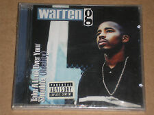 WARREN G - TAKE A LOOK OVER YOUR SHOULDER (REALITY) - CD SIGILLATO (SEALED)