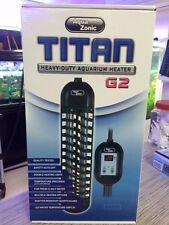 Titan 1500w Submersible Heater LED Display Aquarium Fish FREE OVERNIGHT FREIGHT