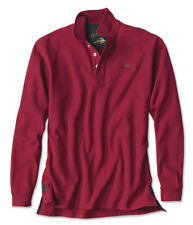 Orvis - SALE - NEW Signature Collection Polo - Red -  XL