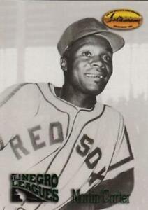 #101 Marlin Carter - Memphis Red Sox - 1993 Ted Williams Baseball