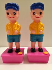 TWO (2) FUNNY GAG: WEE BOY PEE BOY SQUIRTS WATER SQUIRTER 7.5 Inch CLASSIC