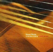 Giovanni Palombo - La Melodia Segreta/A S [New CD]