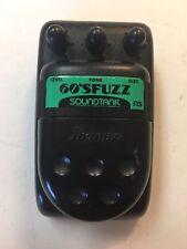 Ibanez FZ5 Soundtank 60's Fuzz Distortion Rare Vintage Guitar Effect Pedal
