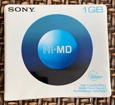 Sony Hi-MD Disc (Brand New Sealed)