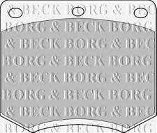 BORG & BECK BBP1095 BRAKE PAD SET FOR DISC BRAKE FRONT AXLE PA568263C OE QUALIT