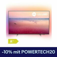 "Philips 50"" Ambilight HDR UHD Smart TV PVR 126cm"