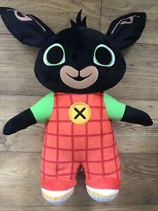 "Large Bing Bunny Soft Toy 50cm 19.5"" Jumbo Size Mascot Stuffed Original Toy UK"