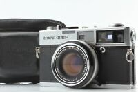 【NEAR MINT w/ Case】 OLYMPUS 35 SP Rangefinder Camera 42mm f/1.7 From JAPAN