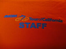 """Amgen Tour of California Volunteer Staff "" T-Shirt – Great Sports Event(S)"