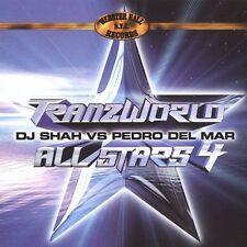 New: Various Artists: Tranzworld Allstars 4: DJ Shah vs Pedro Del Mar  Audio CD