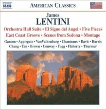 Orchestra Hall Suite / El Signo Del Angel, New Music