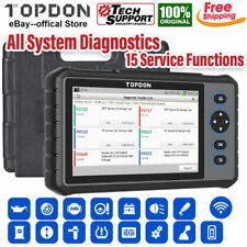 TOPDON AD800 Car OBD2 Diagnostic Scanner Tool Full System Code Reader Key Coding
