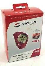 Sigma Heart Rate Monitor PC 22.13 Woman, Pink