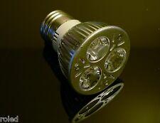 6 Watt Led 3 x 2W Grow Pflanzenlicht E27 Pflanzen Lampe Birne 6W Wuchs