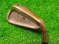 Mens RH TaylorMade 360 Single 4 Iron Lite TS-100 Tour Stiff Graphite Golf Club