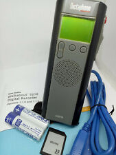 Grundig Dictaphone m5210 Walkabout Digital Voice Recorder Handheld Dictation