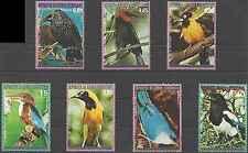 Timbres Oiseaux Guinée équatoriale 97/PA81 o lot 7525