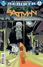 BATMAN #2, VARIANT, New, First print, DC REBIRTH (2016)
