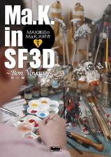 Ma.K. in SF3D MAX Watanabe no Ma.K. Daisuki: Japanese Model Kit Book #1