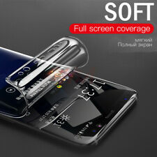 For Samsung Galaxy S9 Screen Protector 2-Pack Full Screen Coverage 3D PET Clear