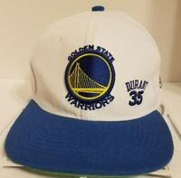 Golden State Warriors Kevin Durant Hat Snapback Mitchell & Ness Embroidered NBA