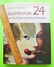 SOCIETY OF ILLUSTRATORS 1982 ANNUAL OF AMERICAN ILLUSTRATION 450-pg HC + DJ Xlnt