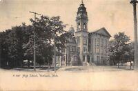 Postcard High School in Ypsilanti, Michigan~122076