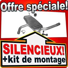 Silencieux Arriere SEAT ALTEA XL & TOLEDO 1.6 2004-2013 échappement ALY