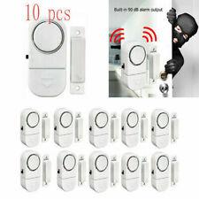 10pcs Wireless Home Window Door Burglar Security ALARM System Magnetic Sensor US