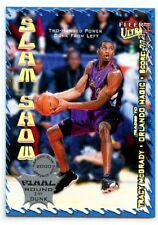 Tracy McGrady Slam Show 2000-01 Ultra Basketball Card #SS2 Raptors
