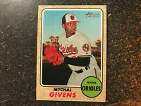 Lot of (25) 2017 Topps Heritage High Number Mychal Givens Orioles #542