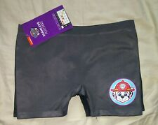 Nickelodeon Paw Patrol Seamless Play Shorts 2 Pack Brand new with tags for girls