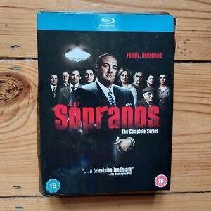 The sopranos complete box set dvd- all episodes 2008 edition