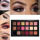 18 Colors Beauty Eyeshadow Palette Makeup Cosmetics Shimmer Matte Eye Shadow