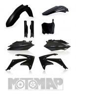 Full Kit Plastiche Carene Acerbis Honda CRF 250 R 2011 2012 2013 Nero