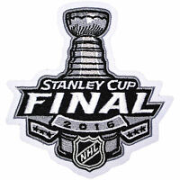 2016 NHL Stanley Cup Final Logo Jersey Patch