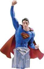 SUPERMAN RETURNS mini bust~DC Direct~movie~statue~Brandon Routh~NIB
