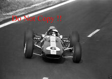 Jim Clark Lotus 25 Winner French Grand Prix 1965 Photograph 4