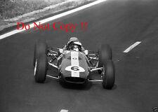 Jim Clark Lotus 25 Winner French Grand Prix 1965 Photograph 4