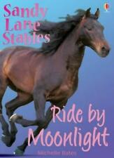 Ride by Moonlight (Sandy Lane Stables),Michelle Bates- 9780746024805