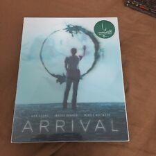 Arrival Blu-ray Steelbook   Lenticular slip   KimchiDVD   #150/900