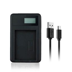 USB Battery Charger NP-BN1 Sony CyberShot DSC-TX7 DSC-TX9 DSC-W310 DSC-W320 cam