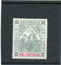 SG 116 BARBADOS MINT CAT £10..TWO SCANS+