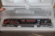 HAWTHORNE BACHMANN TRAIN NEW FAN DOME CAR GO CHICAGO BEARS FOOTBALL EXPRESS