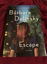Escape By Barbara Delinsky 2011 Large Print Hardcover Book FREE SHIPPING