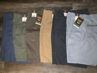 Wrangler ~ Men's Relaxed Fit Performance Outdoor Cargo Short Choose Size & Color