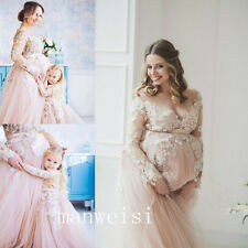 New Elegant  Beads Empire Pregnant/Maternity Dresses Bridal Gowns Wedding Dress