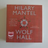 Wolf Hall - by Hilary Mantel - Unabridged Audiobook - 21CDs