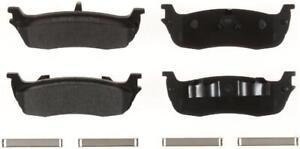 Disc Brake Pad Set-Limousine Rear Bendix MKD711