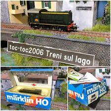 MÄRKLIN / MARKLIN 3145 SNCF LOCOMOTIVA DIESEL Y 50 101 AC 1:87 H0 HO